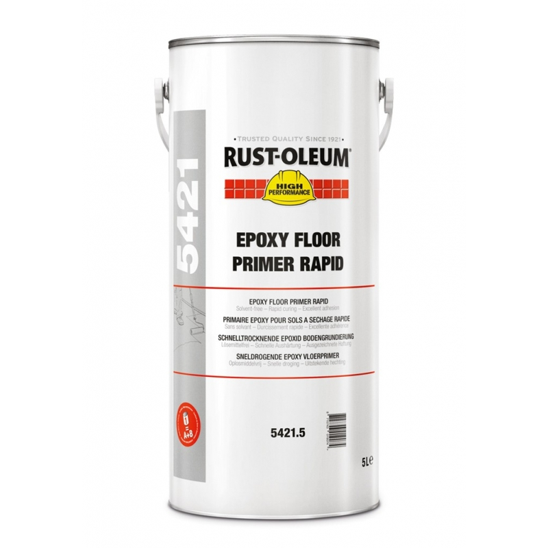 Rust-Oleum 5421 Epoxy Floor Primer Rapid
