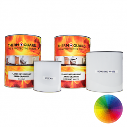 40m² Pack for painted walls with matching or similar colour