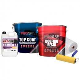 Cromar Pro GRP Roofing Kit