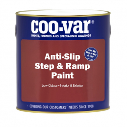 Coo-Var Anti-Slip Step and...