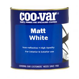 Coo-Var Matt White