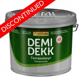 Jotun Demidekk Decking and...