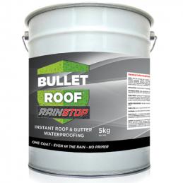 Bullet Roof RainStop