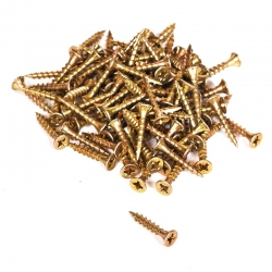 Box of 100 Self Drilling Screws (For metal)