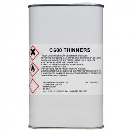 Technispray C 600 Thinner