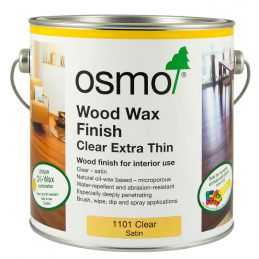 Osmo Wood Wax Finish Clear...