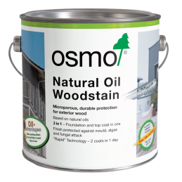 Osmo Natural Oil Woodstain...