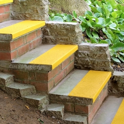 Anglo Stainless Steel Step Covers