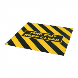 Heskins Fire Exit Markers