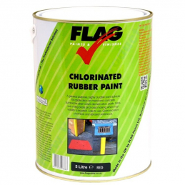 Flag Chlorinated Rubber -...