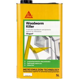 Sikagard Woodworm Killer