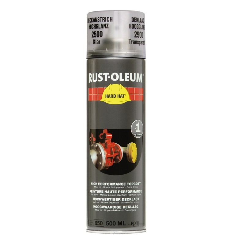 Rust-Oleum 2500 Transparent Protection