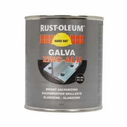 Rust-Oleum Hard Hat 2117/1017 Galva Zinc Alu