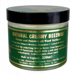 Flag Natural Creamy Beeswax