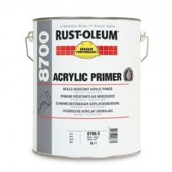 Rust-Oleum 8798 Hygienic Acrylic Primer