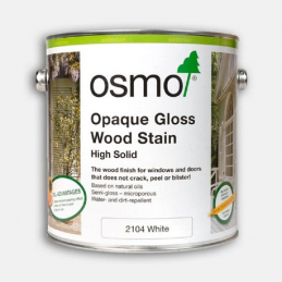 Osmo Opaque Gloss Wood Stain