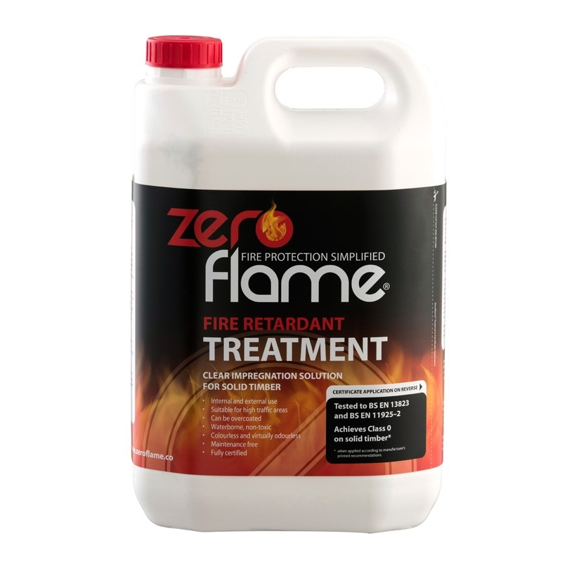 Zeroflame Fire Retardant Treatment