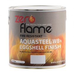 Zeroflame Aquasteel WB+ Finish