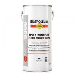 Rust-Oleum 3366 Epoxy Powerfloat Floor Primer Rapid