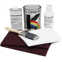 Kolorbond uPVC Painting Kits