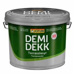 Jotun Demidekk Decking and Garden Stain