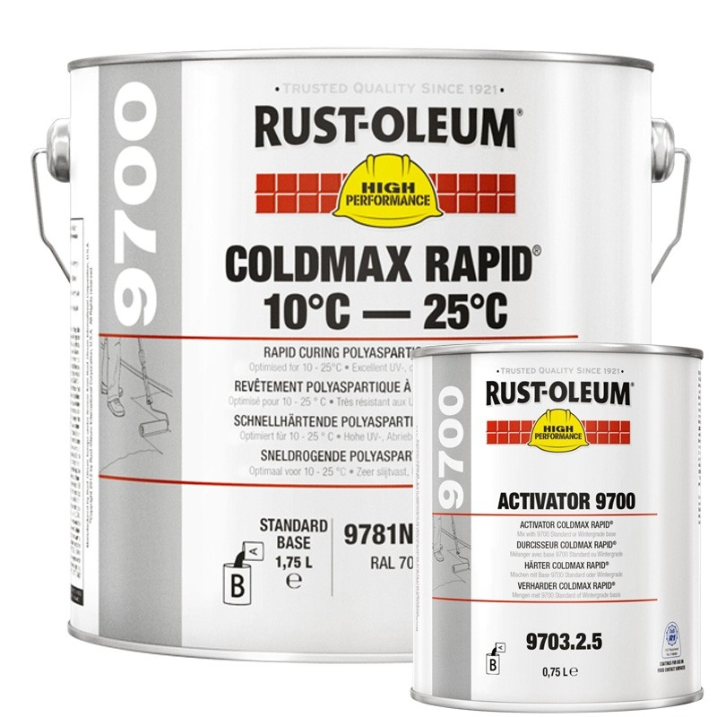 Rust-Oleum 9700 Coldmax Rapid (Standard)