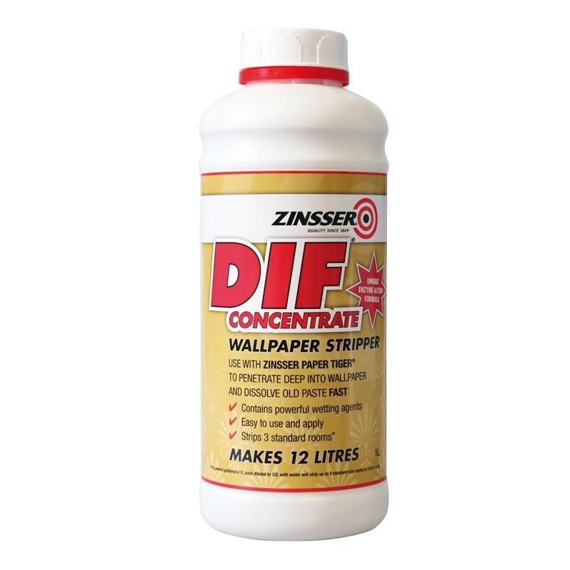 Zinsser DIF Concentrate Wallpaper Stripper