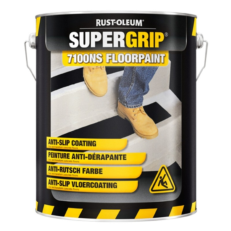 Rust-Oleum 7100NS Anti-Slip Floor Coating