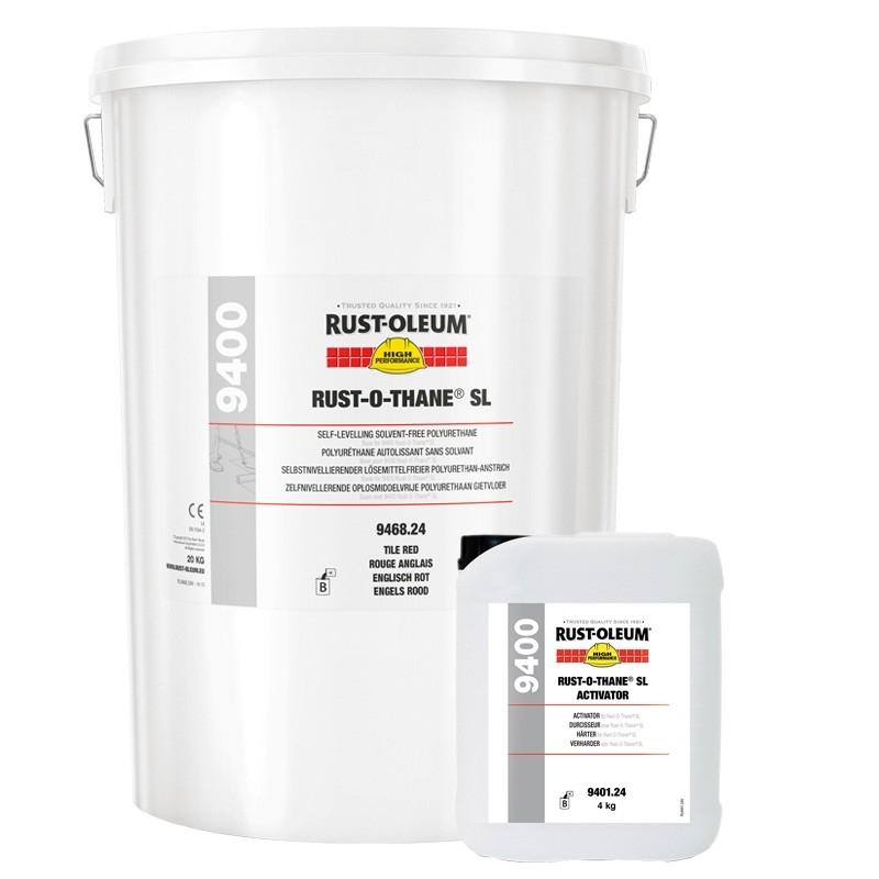 Rust-Oleum 9400 Rust-O-Thane SL