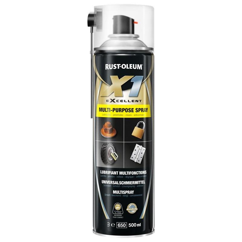 Rust-Oleum X1 Excellent Multi-Purpose Spray