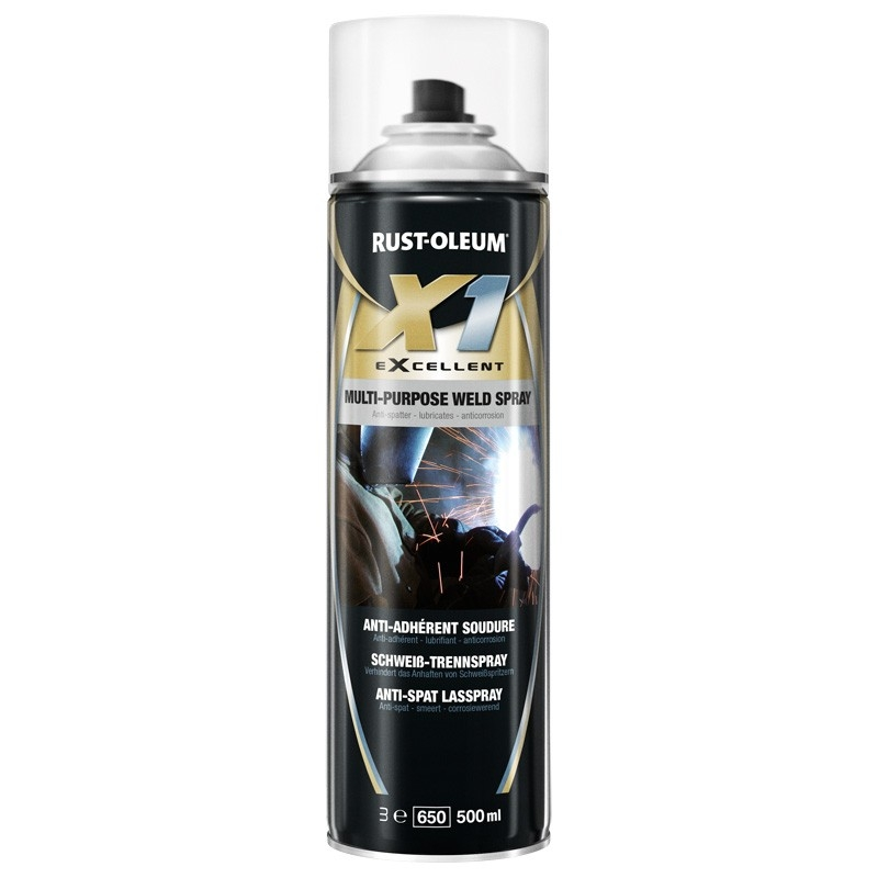 Rust-Oleum X1 Excellent Multi-Purpose Weld Spray