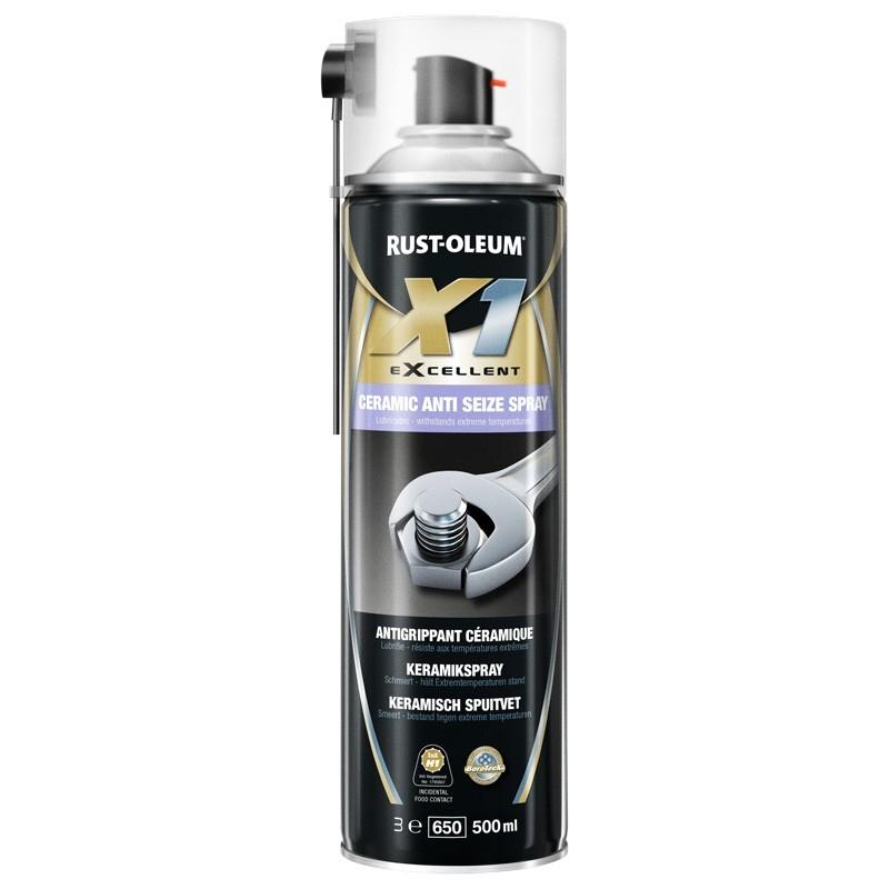 Rust-Oleum X1 Ceramic Anti-Seize Spray