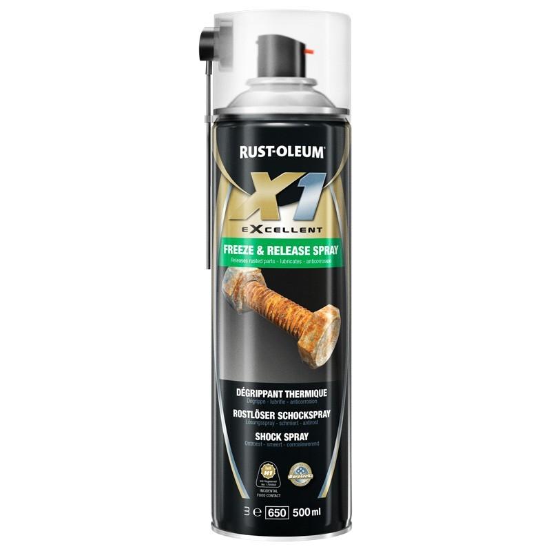 Rust-Oleum X1 Freeze & Release Spray