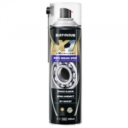 Rust-Oleum X1 Excellent White Grease Spray