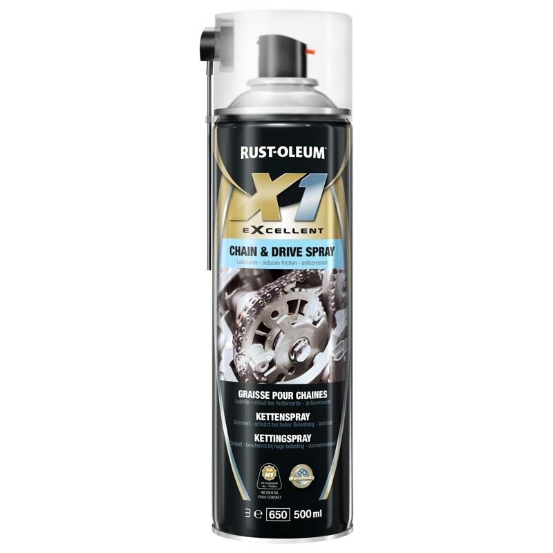 Rust-Oleum X1 Chain & Drive Spray