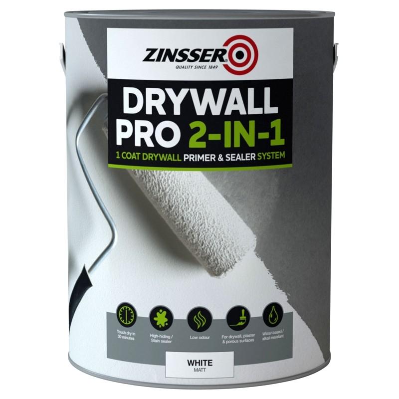 Zinsser Drywall Pro 2 in 1