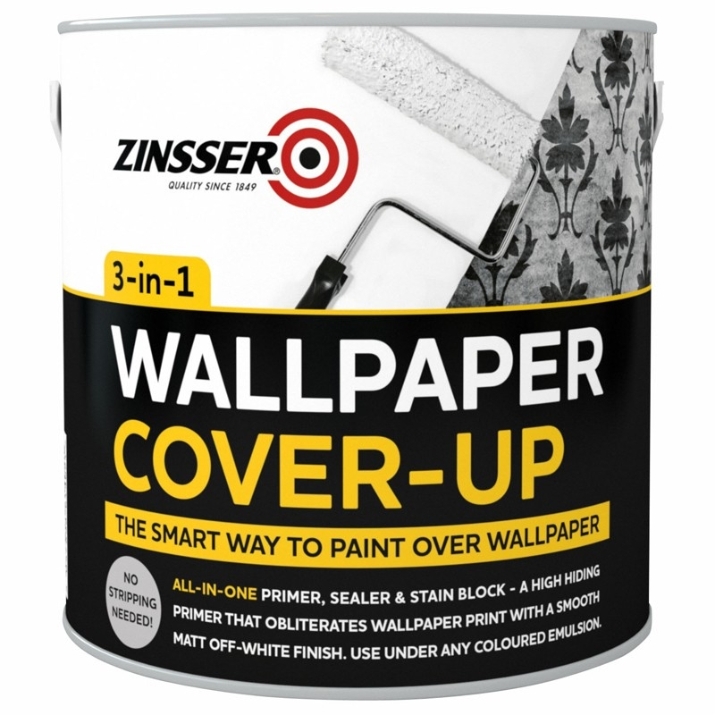 Zinsser Wallpaper Cover Up Rawlins Paints