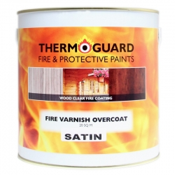 Thermoguard Fire Varnish Overcoat (Exterior)