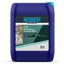 Wethertex C10 Multi-Surface Fungicidal Wash