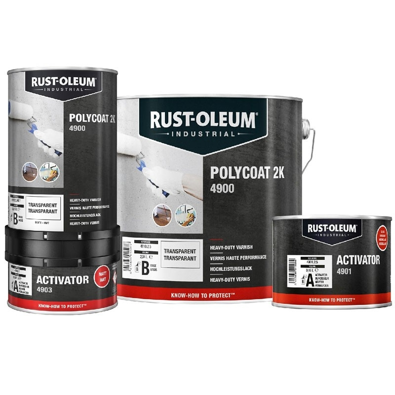 Rust-Oleum 4900 Polycoat 2K