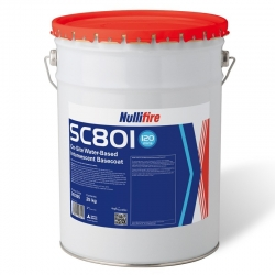 Nullifire SC801 On-Site Water-Based Intumescent Basecoat