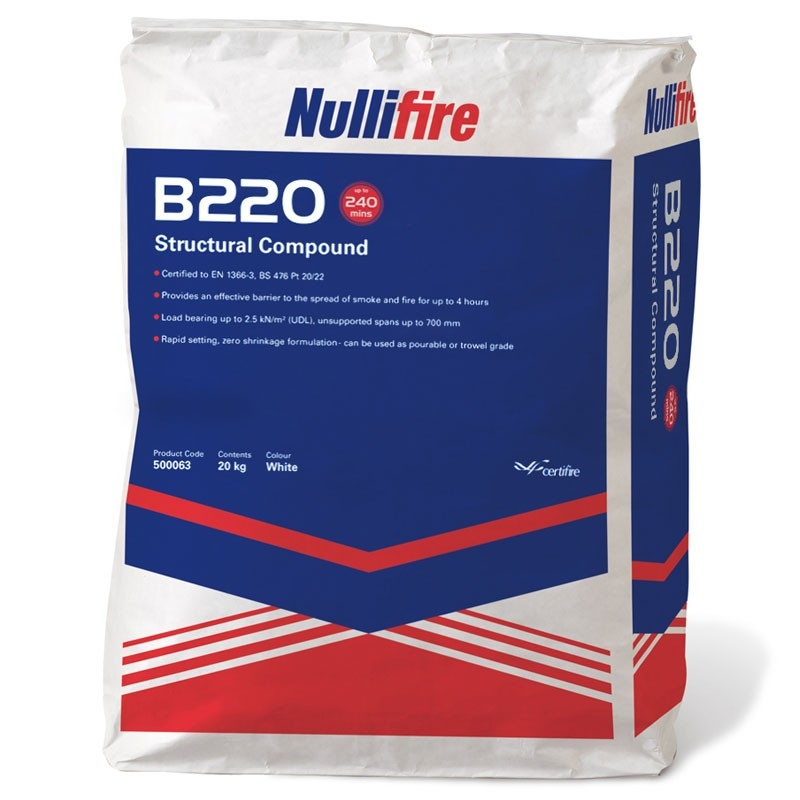 Nullifire FR220 Firestopping Compound