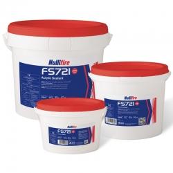 Nullifire FS721 Trowel Grade Acrylic Sealant