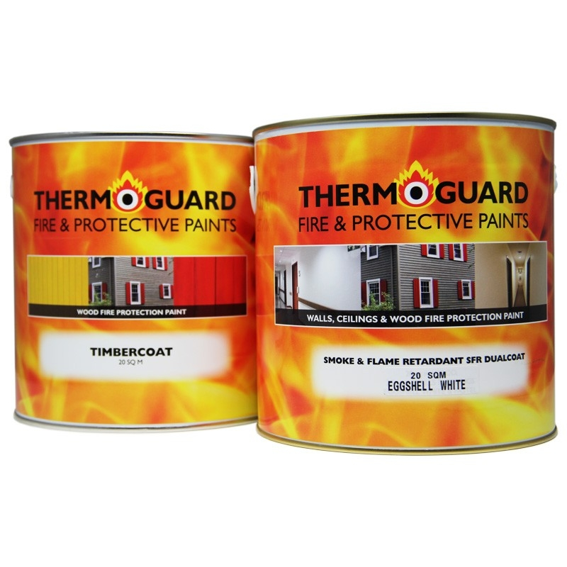 Thermoguard Timbercoat BS Class 1/0 & EN Class B System Packs