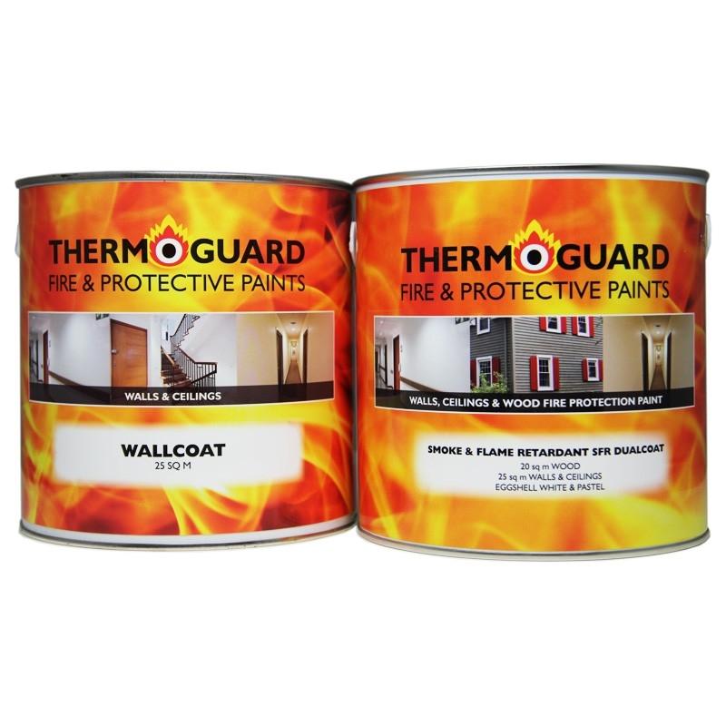 Thermoguard Wallcoat BS Class 1/0 & EN Class B System