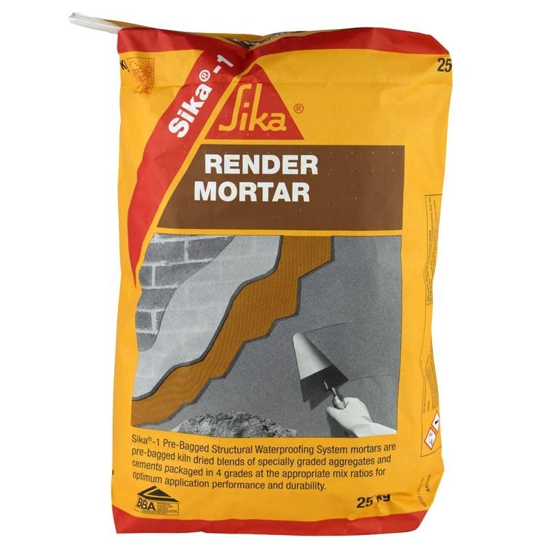 Sika Render Mortar