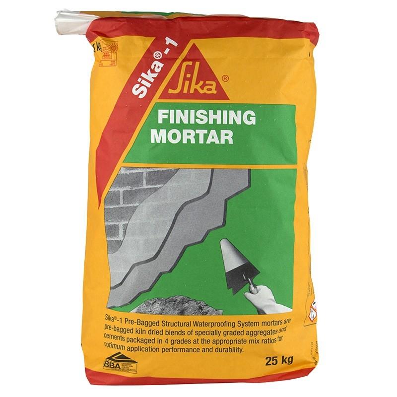 Sika 1 Finishing Mortar