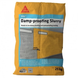 Sika Damp-proofing Slurry