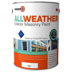 Zinsser AllWeather Exterior Masonry Paint (Solvent Based)