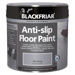 Blackfriar Professional Anti-Slip Floor Paint